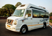 09 Seater Tempo Traveller